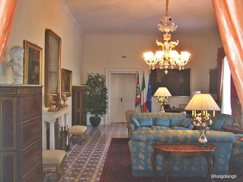 A Villa Rosebery ospiti del Presidente della Repubblica per un facetoface con il Vesuvio_ giornate FAI
