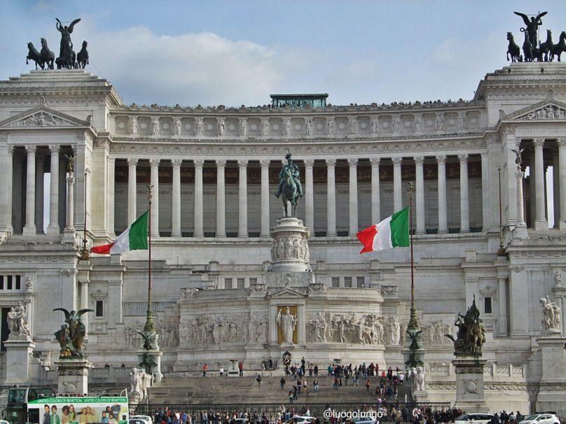 Un giro a Roma è la cosa migliore dopo pane e olio_luogolungo