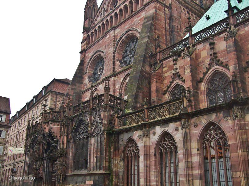 Cathédrale Notre-Dame de Strasbourg _luogolungo