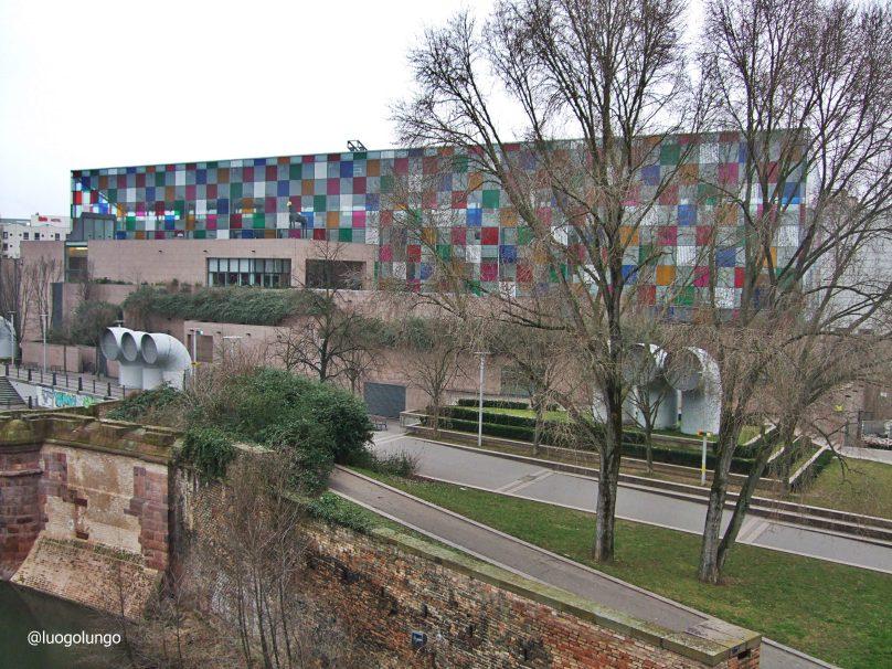 Museo d'Arte Moderna e Contemporanea_Strasburgo_luogolungo