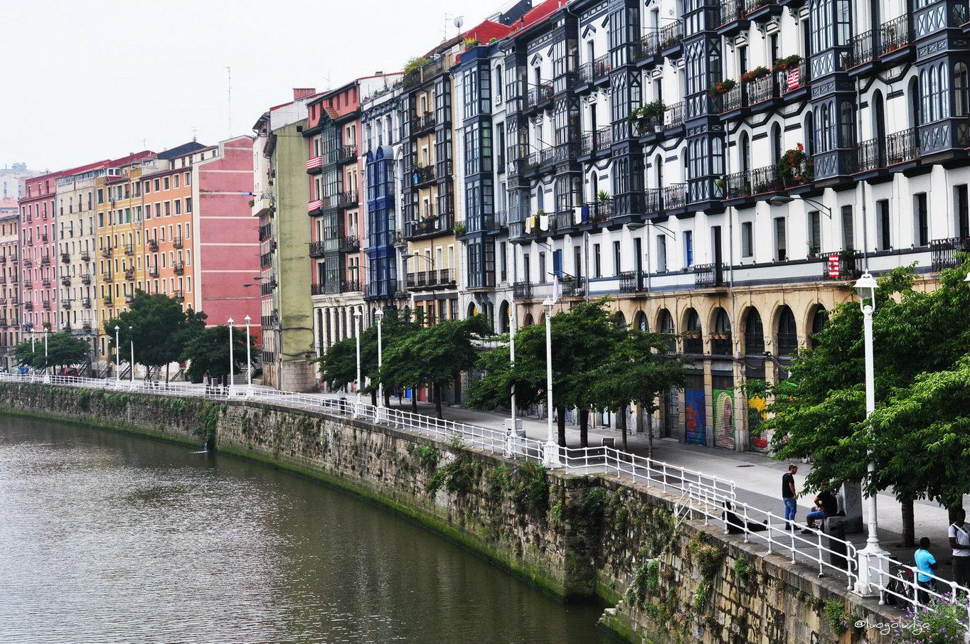 Viaggio On the Road da Bordeaux a Bilbao_Guggenheim_luOgoluNgo