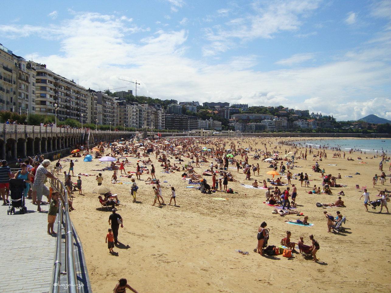 Spiaggia_San Sebastian_ luOgoluNgo