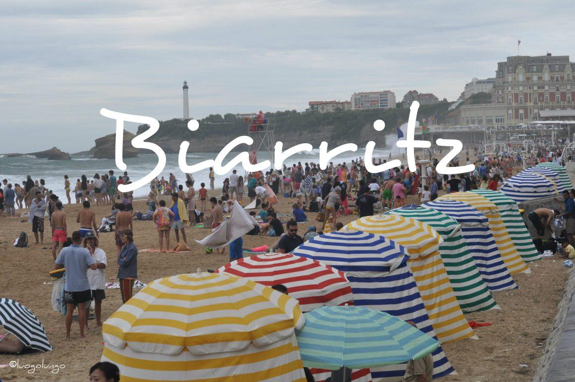 Biarritz stazione balneare modaiola in bilico tra passato e presente - luOgo luNgo