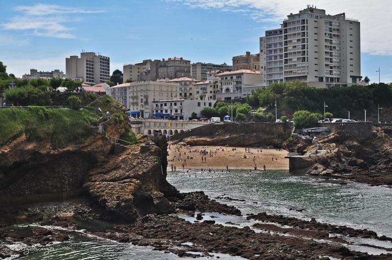 foto con raffigurato Port-Vieux _ Biarritz
