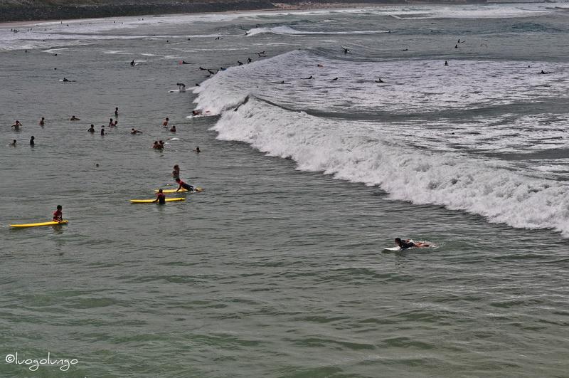 foto con raffigurato surf _ Biarritz