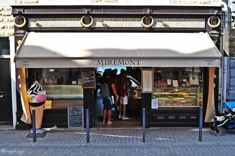 foto con raffigurato Miremont Bellevue_Biarritz
