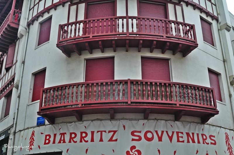foto con raffigurato shop _ Biarritz