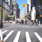 Manhattan : la scacchiera di New York