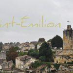 """Saint-Émilion un borgo """"toscano"""" trapiantato in Francia !"""