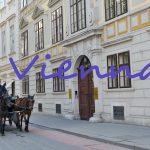 L'impero Asburgico al presente : Vienna !