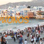 Mykonos ha due facce, quella del mattino e quella della sera