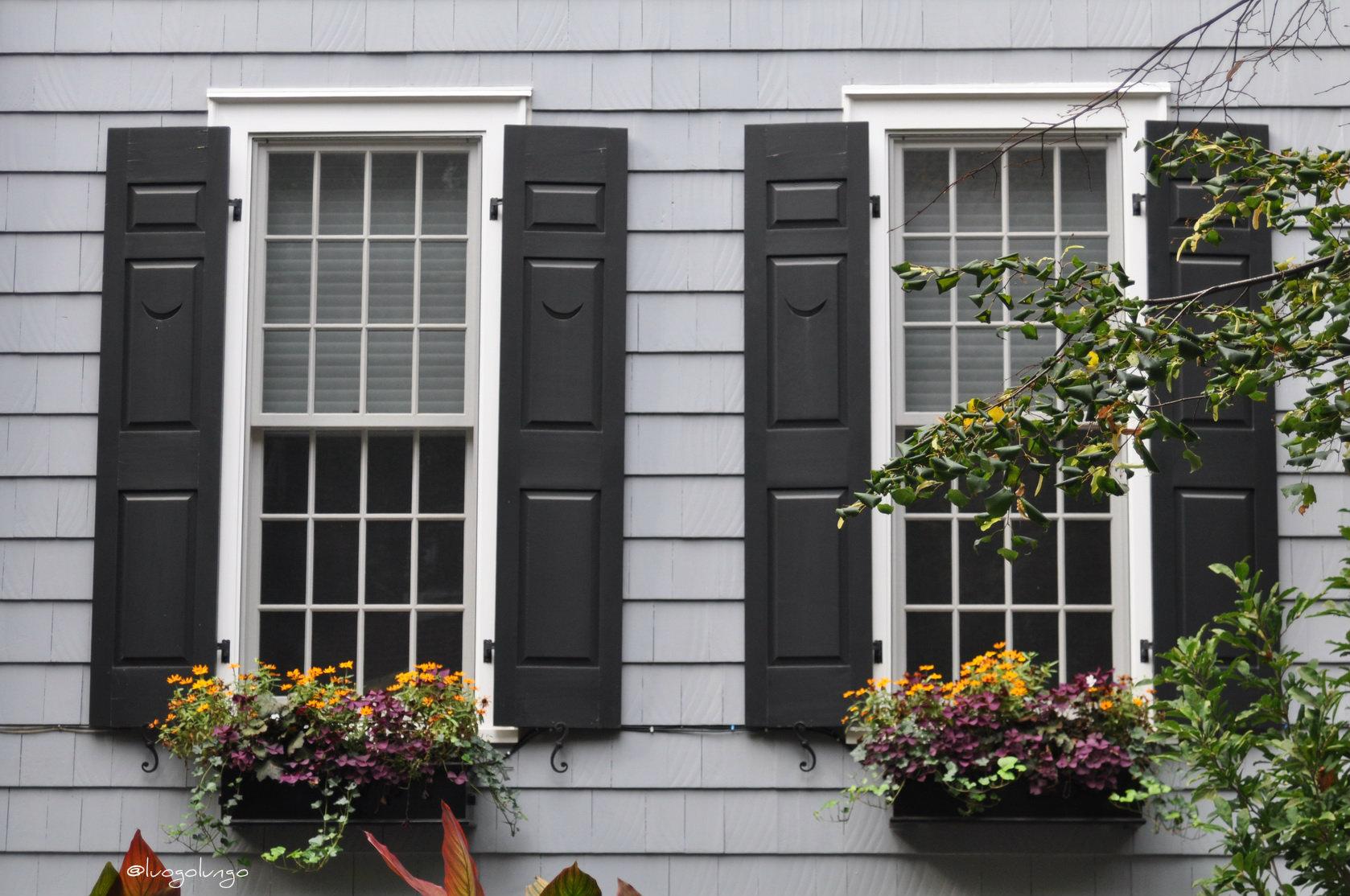 Le finestre di brooklyn 2 luogo lungo - Verniciare le finestre ...