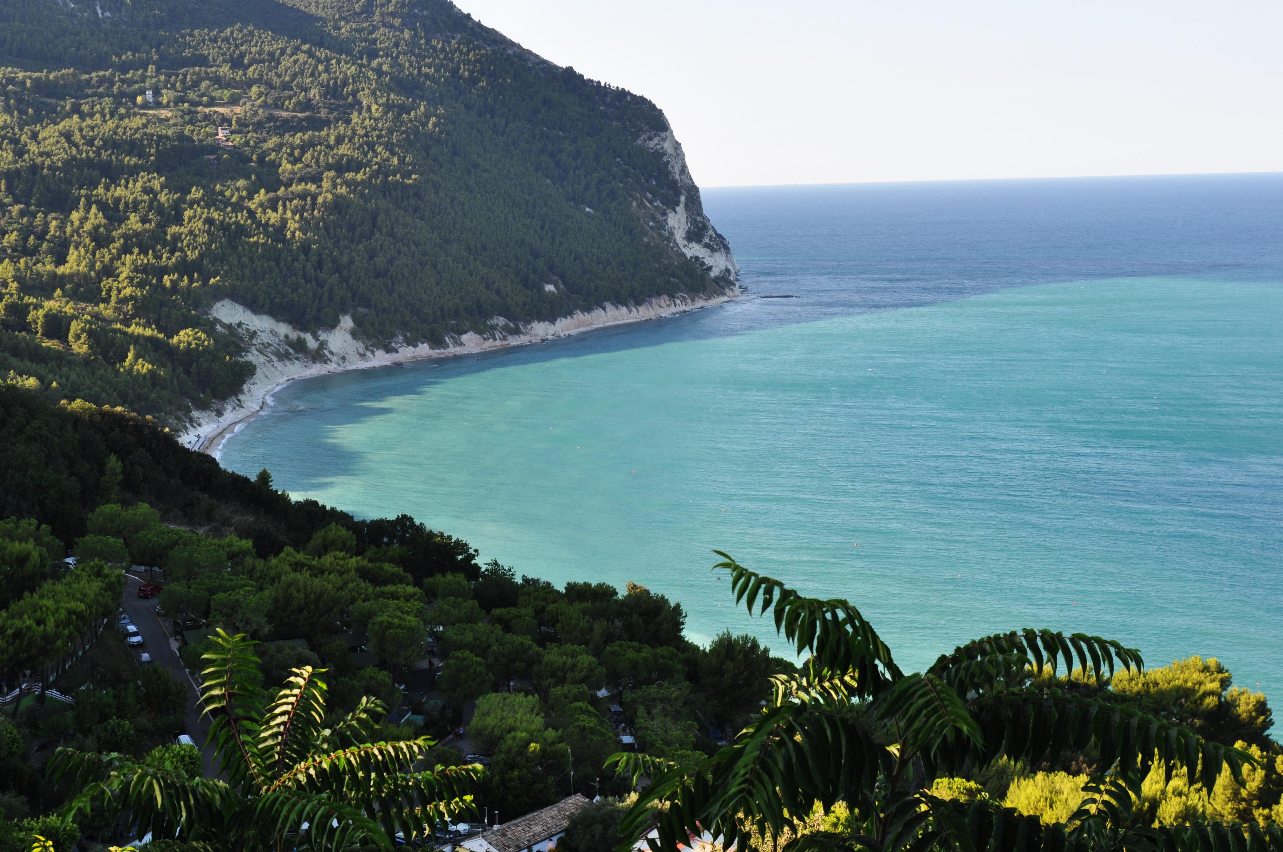 5 GIORNI sulle spiagge della Riviera del Conero Belvedere Sirolo