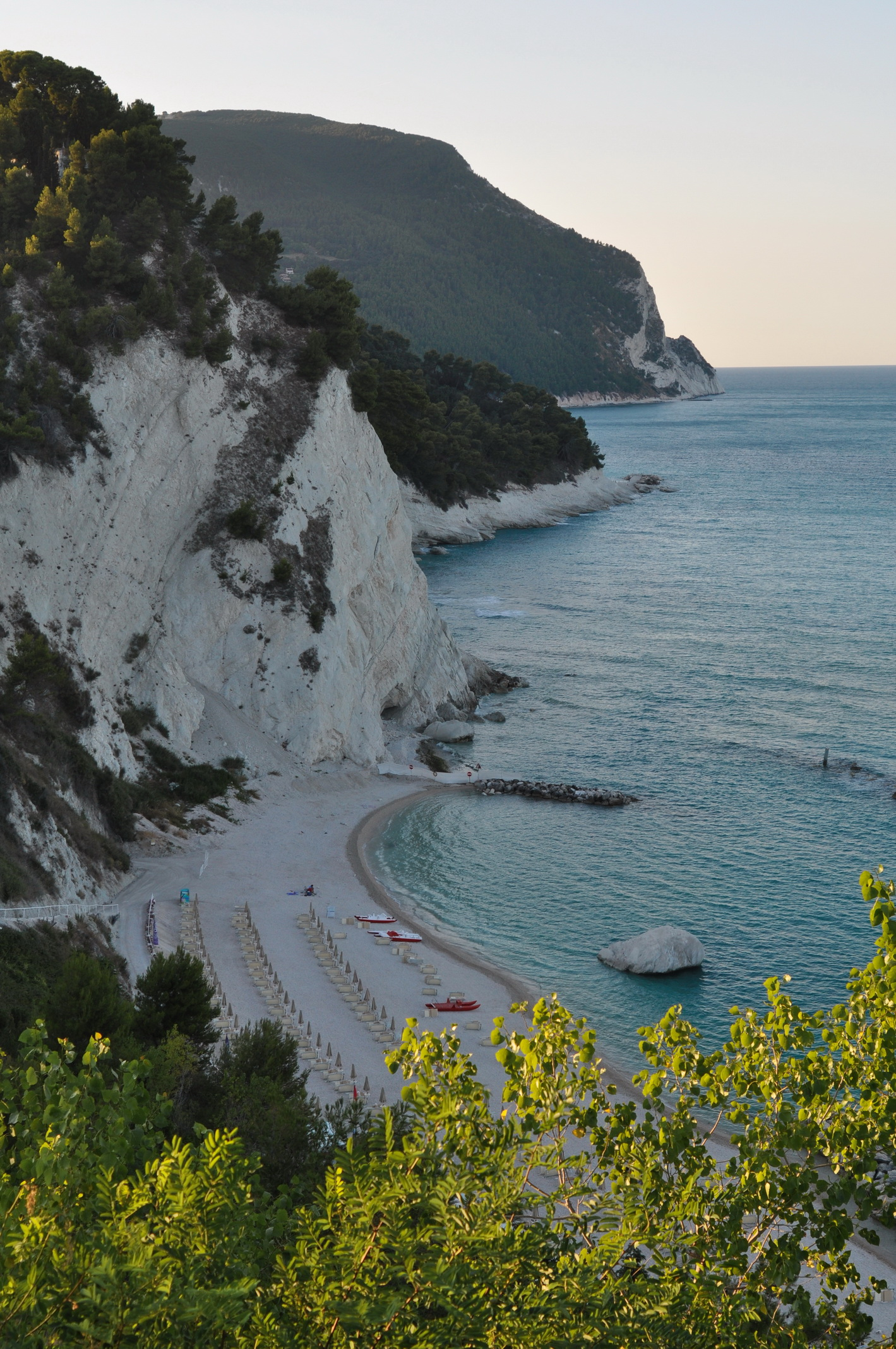 5 giorni sulla Riviera del Conero Spiaggia dei Frati_Numana