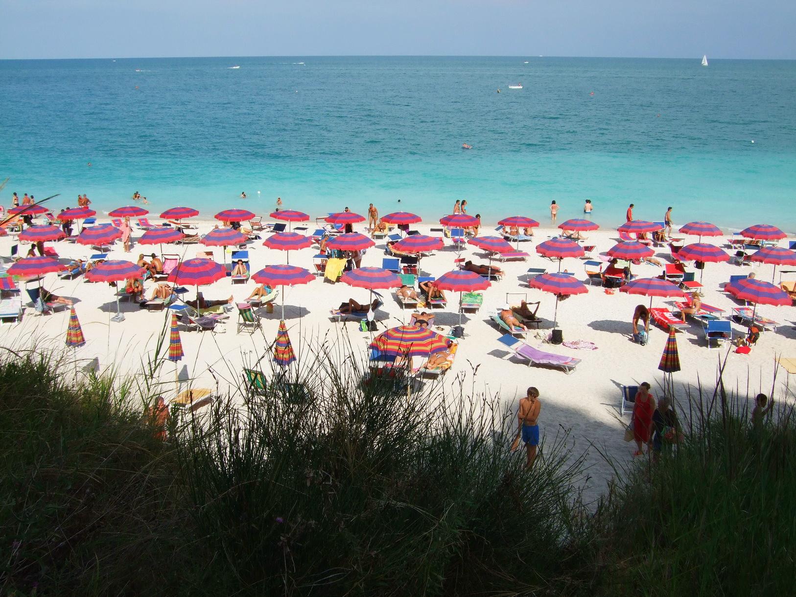 5 GIORNI sulle spiagge della Riviera del Conero Spiaggia San Michele Sirolo
