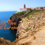 Alla Fine dell'Europa Cabo de São Vicente