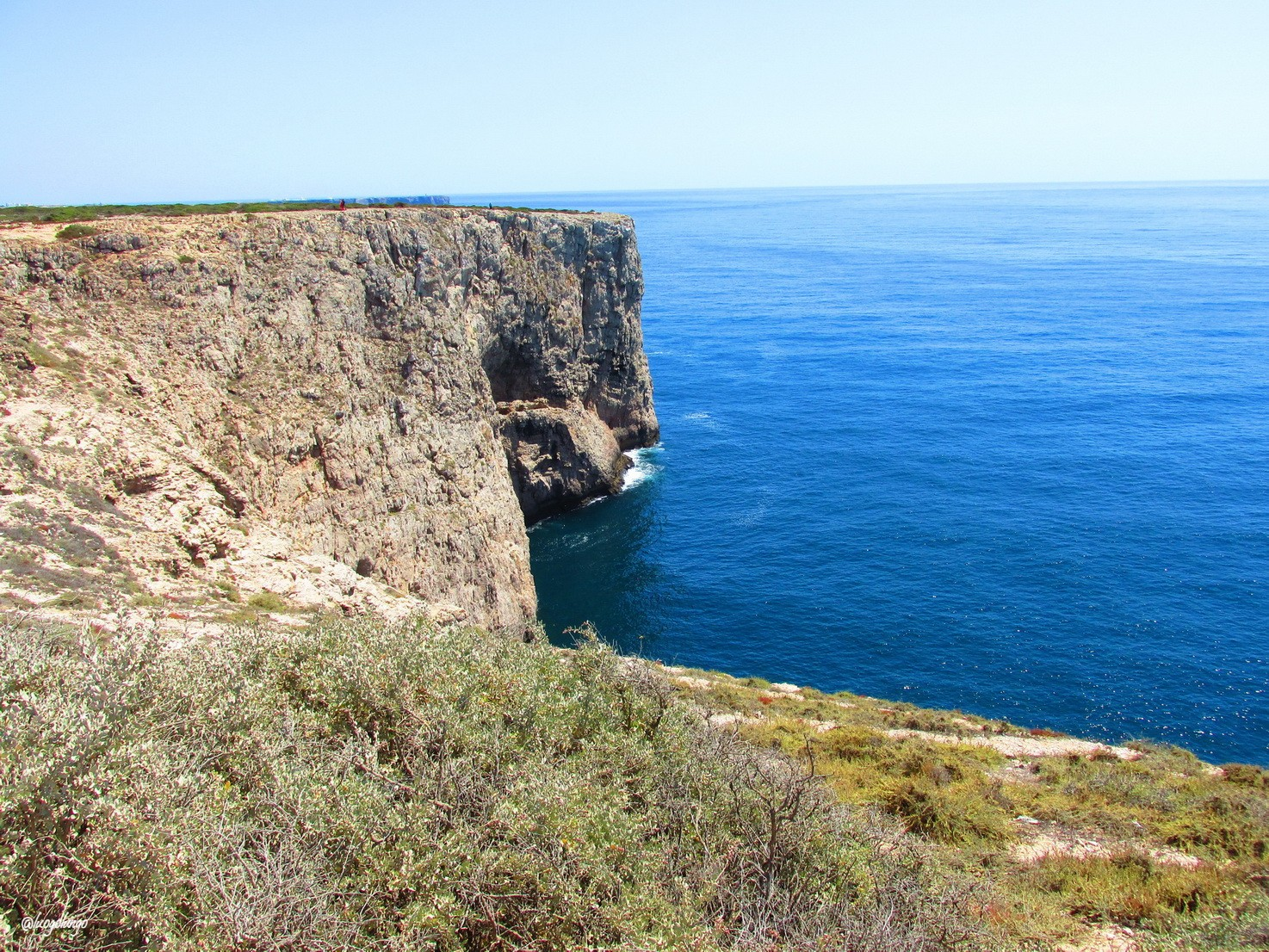 Algarve_Capo San Vincenzo_luogolungo
