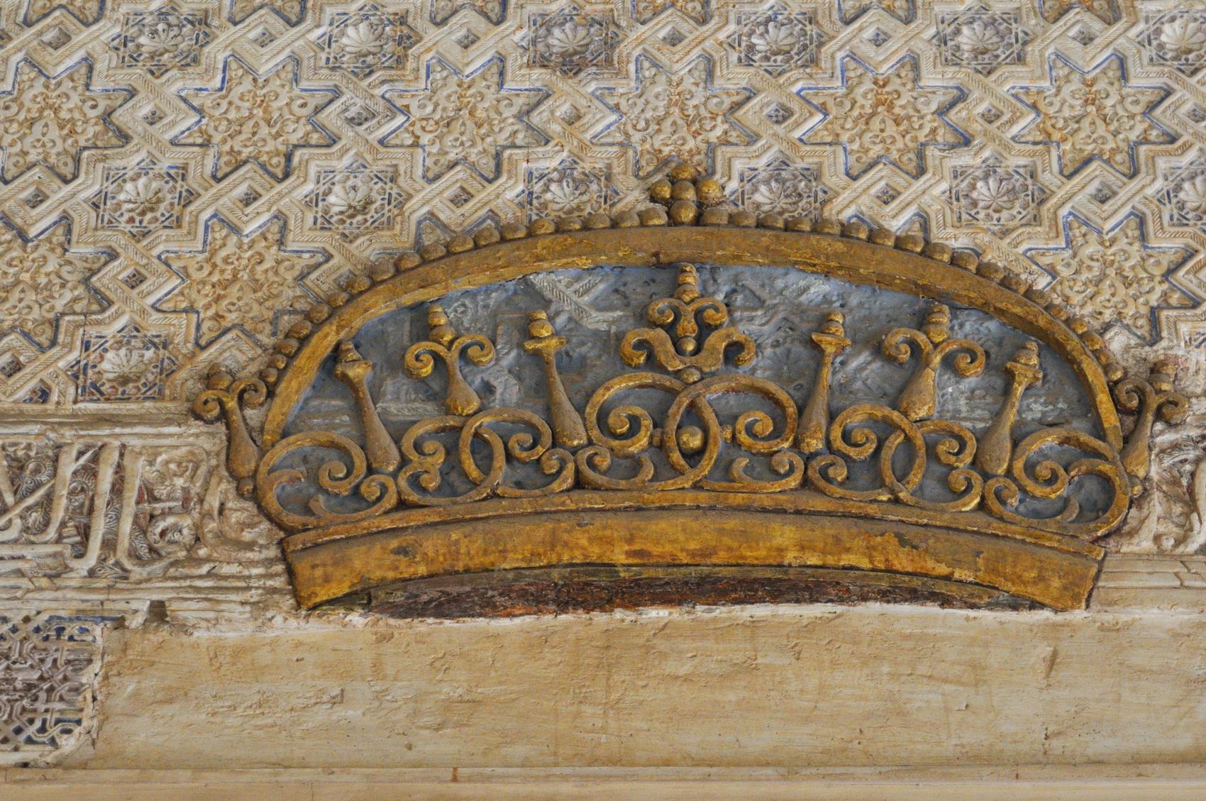 particolari Alhambra