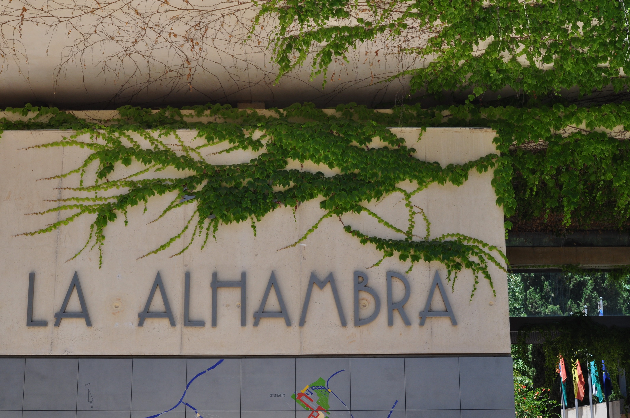 Ingresso Alhambra