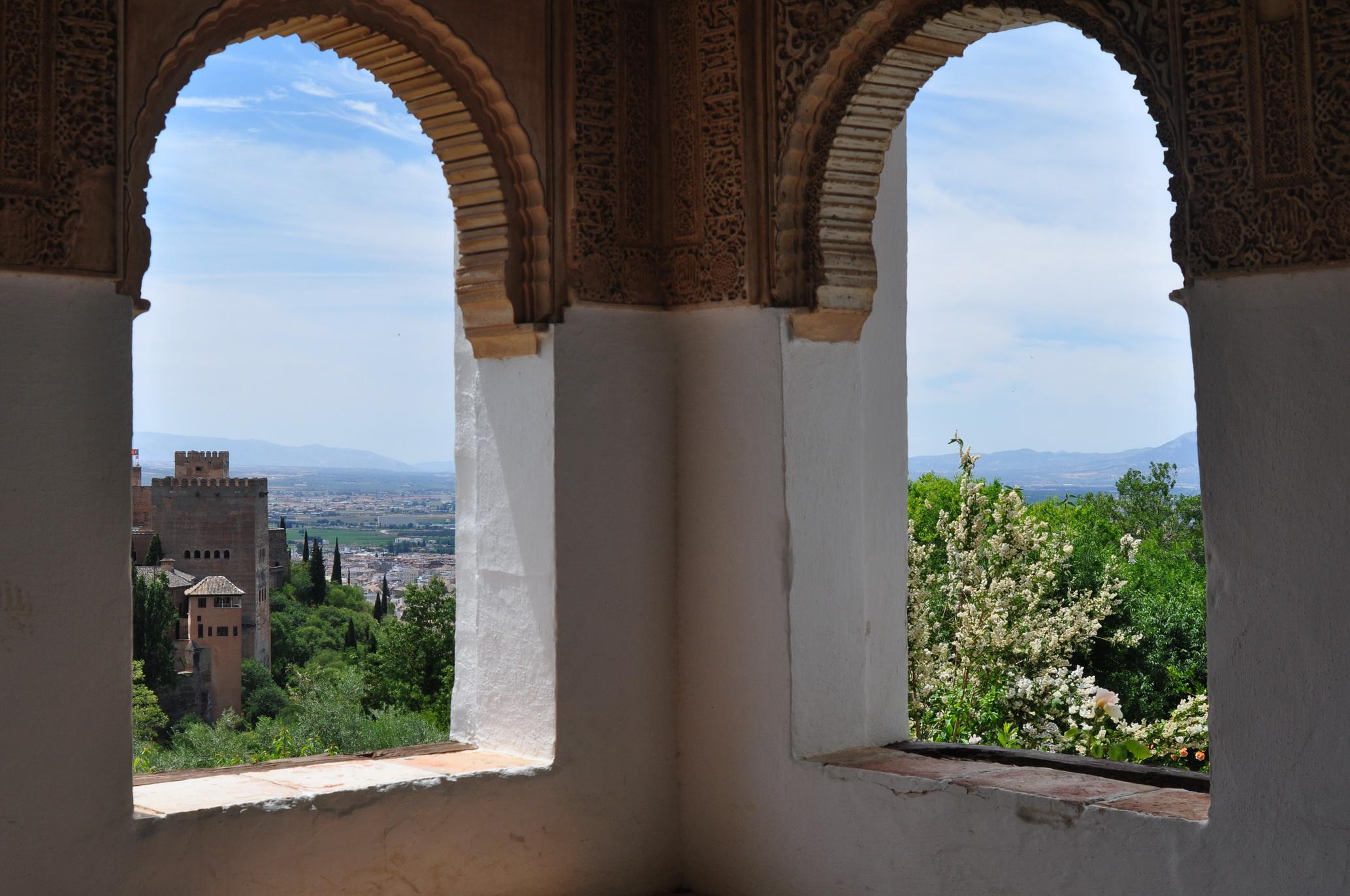 Se decidi di andare a Granada non puoi perderti l'Alhambra_Generalife