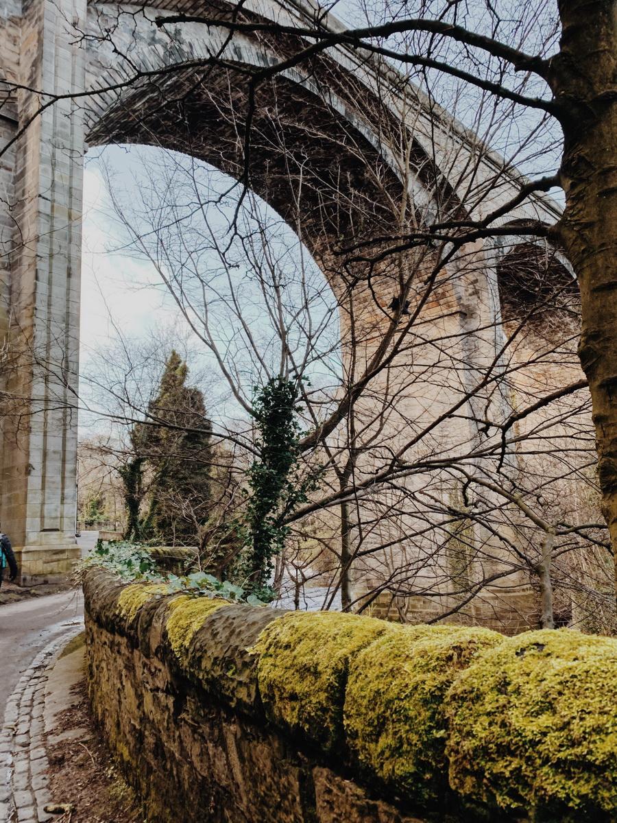Dean Bridge Edimburgo