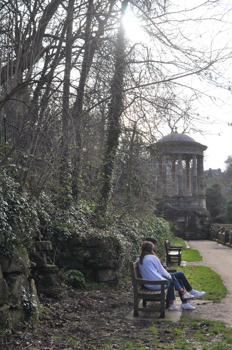 The Water of Leith_St Bernard's well_luogolungo
