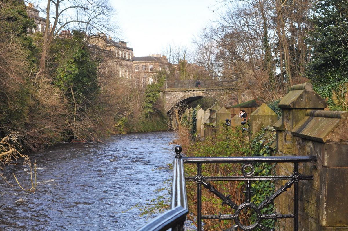The Water of Leith_Edimburgo