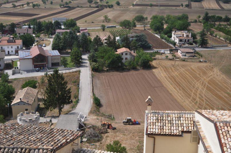 Navelli_28_panorama_ zafferano