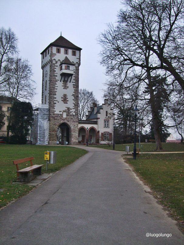 Il quartiere di St.Basilea Alban-Tal è l'antico nucleo 2