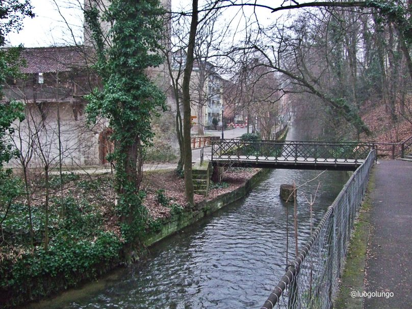 Il quartiere di St.Basilea Alban-Tal è l'antico nucleo 4