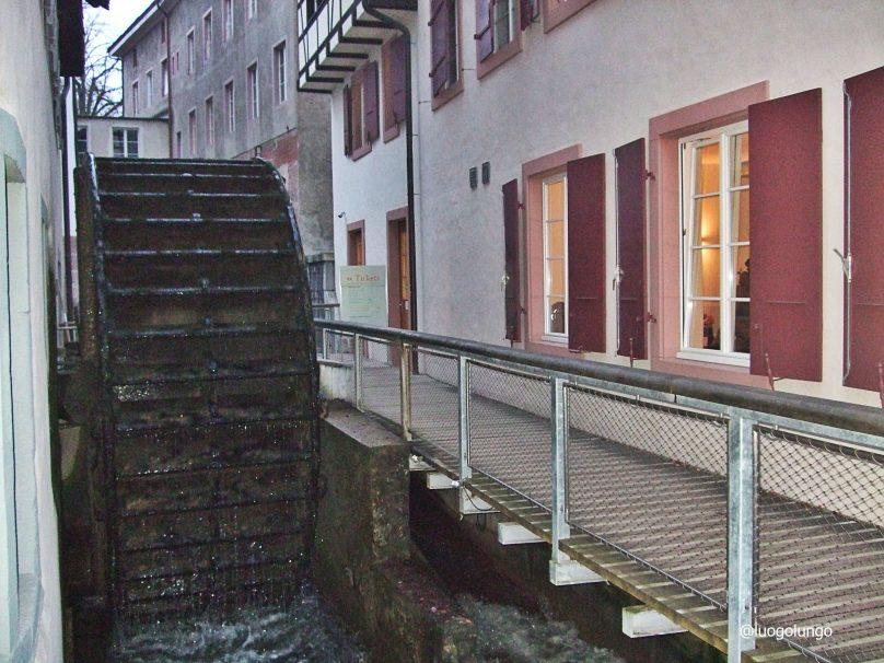 Il quartiere di St.Basilea Alban-Tal è l'antico nucleo 3