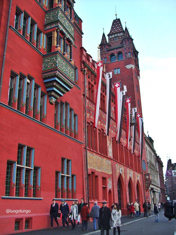 Palazzo del Municipio (Rathaus Basler)