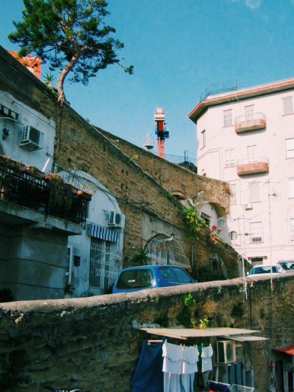 Salita e discesa per il Monte Echia_luogolungo
