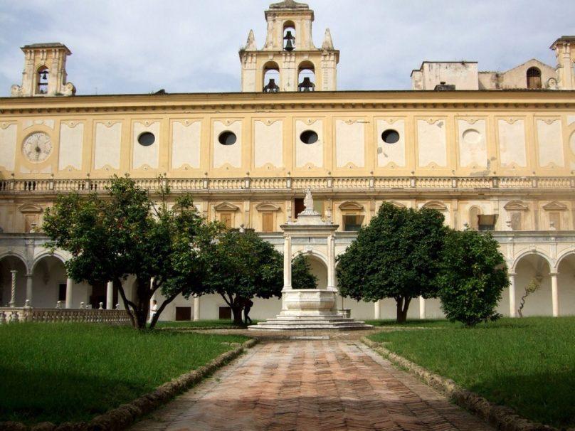 Certosa di San Martino_C'è un Vigneto a Napoli ? SI_luogolungo